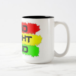 Chad Knight Band Two-Tone Mug