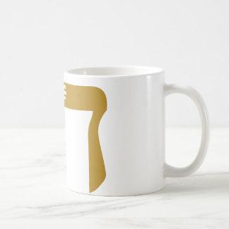 Chad Monogram Coffee Mug