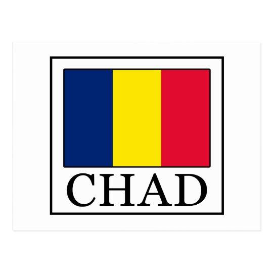Chad Postcard