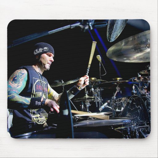 Chad Szeliga Drum Photo Mousepad