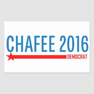 Chafee for President 2016 Sticker