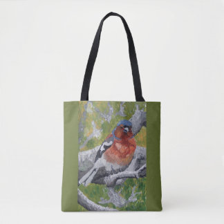 Chaffinch Tote