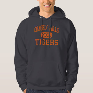 Chagrin Falls - Tigers - High - Chagrin Falls Ohio Hoodie