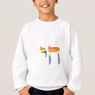Chai חי sweatshirt