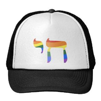 Chai חי trucker hat