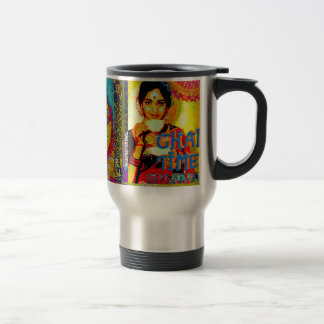 Chai Time Travel Mug