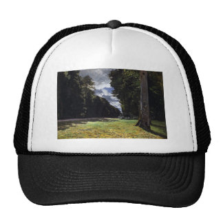 Chailly in the Forest of Fontainebleau (1865) Hats