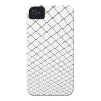Chain Linked Fence iPhone 4 Cases