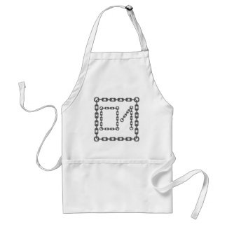 chain numbers standard apron