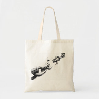 Chain of Freedom Broken Tote Bag