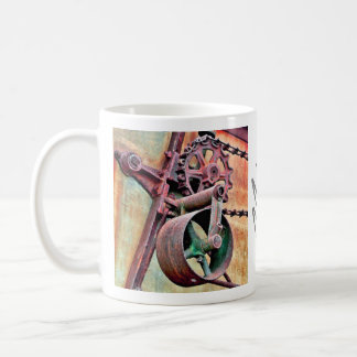 Chain & Pulley Mug