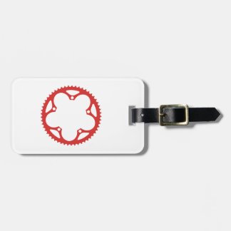Chain Ring Luggage Tag