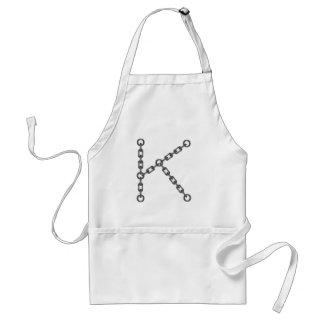 chain standard apron