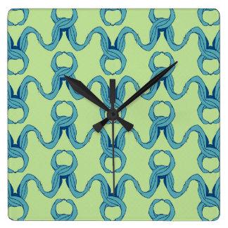 """Chain"" Wall Clock"