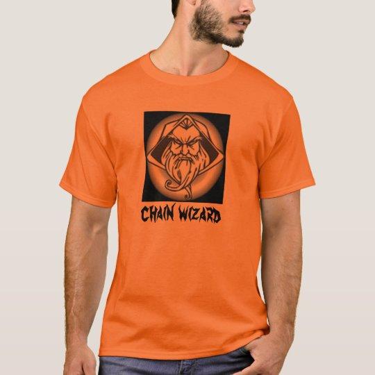 Chain Wizard T-Shirt