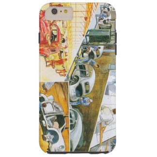 Chaine de Montage automobile Tough iPhone 6 Plus Case