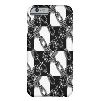 Chained Checkers Barely There iPhone 6 Case