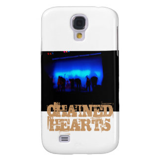 CHAINED HEARTS GALAXY S4 COVERS