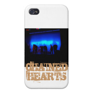 CHAINED HEARTS CASES FOR iPhone 4