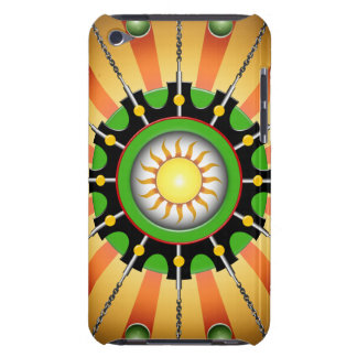 Chained Sun Barely There iPod Case