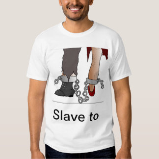 chained t shirt