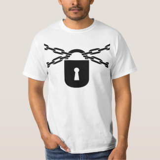 Chained Up T-shirt (black)
