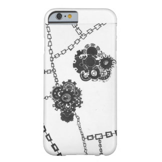 Chains Graphic !Phone 5.5 Barely There iPhone 6 Case