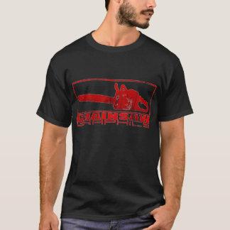 Chainsaw Graphics Logo T-Shirt