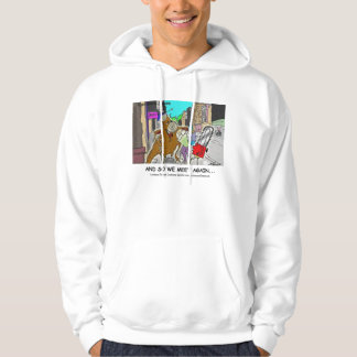 Chainsaw Vs Tree Stump By Funny Hoodie