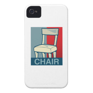 CHAIR FOR PRESIDENT iPhone 4 Case-Mate CASE