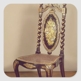Chair, mid 19th century sticker