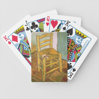 Chair of Van Gogh Bicycle Playing Cards