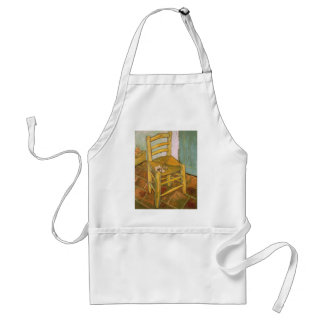 Chair of Van Gogh Standard Apron