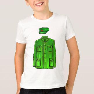 Chairman Mao Hat and Coat T-Shirt