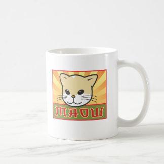 Chairman Maow Coffee Mug
