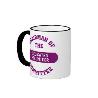 Chairman of the Dedicated Volunteer Committee Coffee Mug