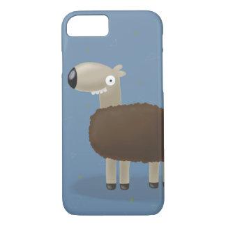 Chakka the Alpaca iPhone 8/7 Case