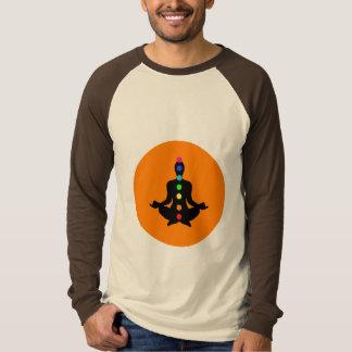 Chakra Art - Long-Sleeve Yoga Shirt