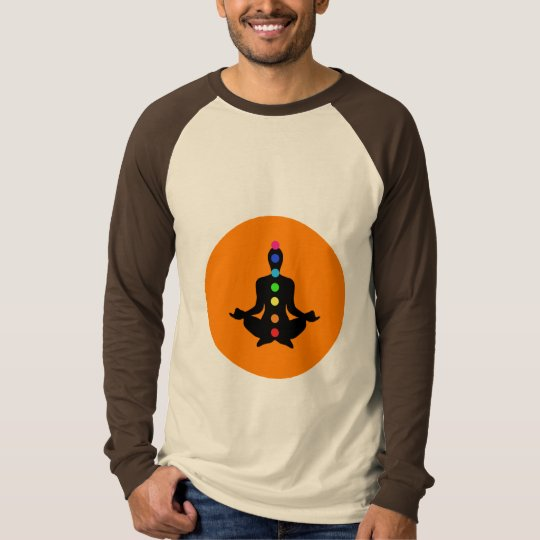 Chakra Art - Long-Sleeve Yoga Shirt