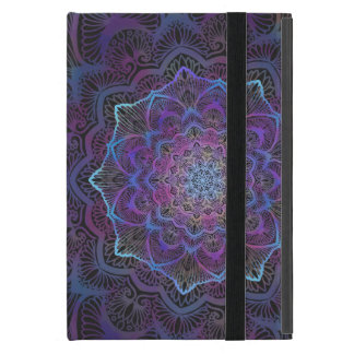 Chakra Blossom, boho, new age, spiritual iPad Mini Cover