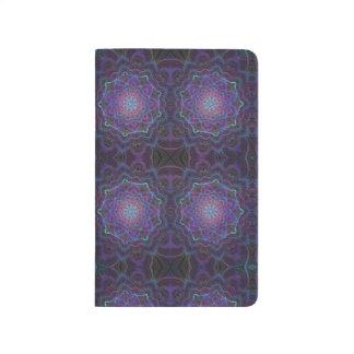 Chakra Blossom, boho, new age, spiritual Journal