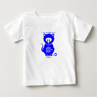 CHAKRA CAT - I see HOPE - BROW Baby T-Shirt