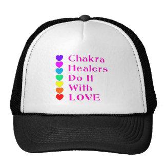 Chakra Healers Do It With Love Trucker Hat