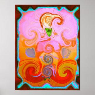Chakra Healing Poster