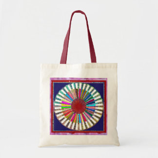 CHAKRA Light Source Meditation Canvas Bags