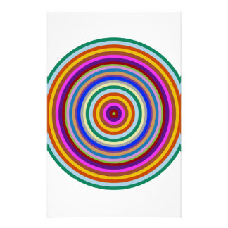 Chakra Meditation Focus Tool Stationery