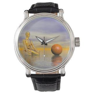 chakra orange watch