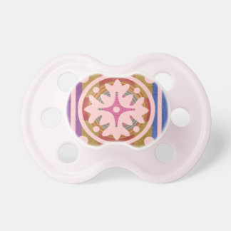 Chakra - Pink Sparkle Pacifiers