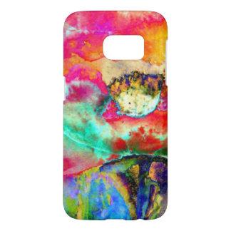 Chakra Poppy Samsung Galaxy S7 Case