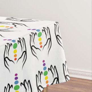 Chakra/Reiki Tablecloth